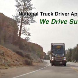 National Truck Drivers Week