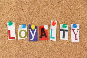 Value of the month: Loyalty