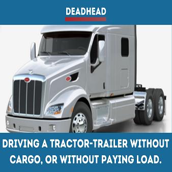 truck deadhead