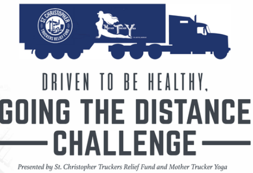 Truck driver health and fitness