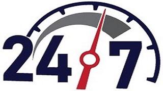 24/7 Truck Dispatch logo